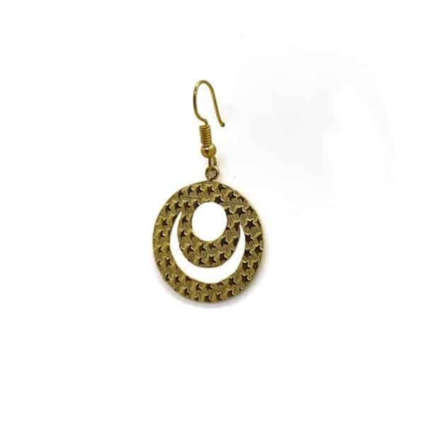 Gold Vermeil Earrings - Earring