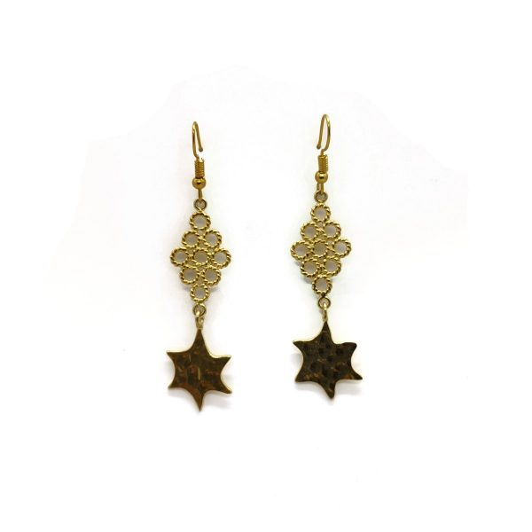 Indian Hand-Crafted Earrings