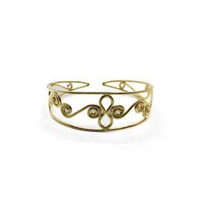 18K Gold Vermeil Bracelet