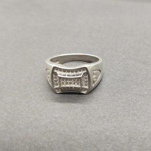 Mark Silver Ring